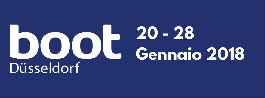 boot Düsseldorf - 20- 28 Gennaio 2018