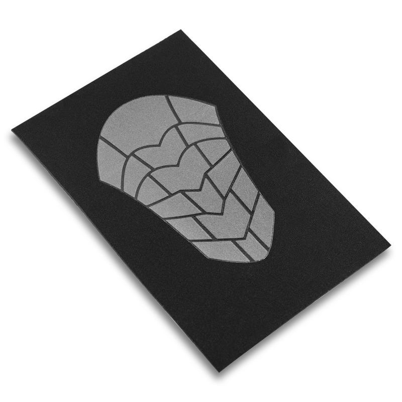 ginocchiera-nera