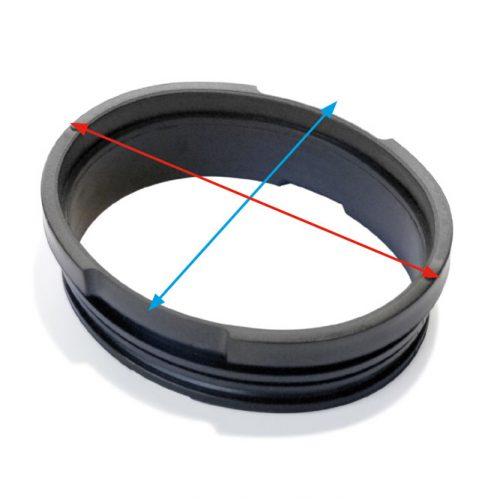 quick cuff misure diametro